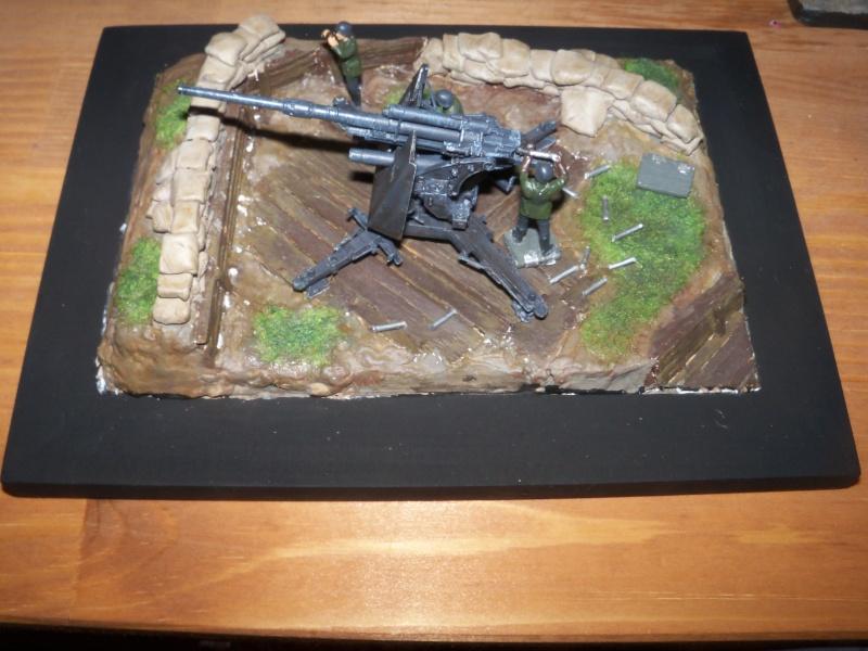 Position de tir flak 88mm (zevzda)  1/72 - Page 2 100_4621
