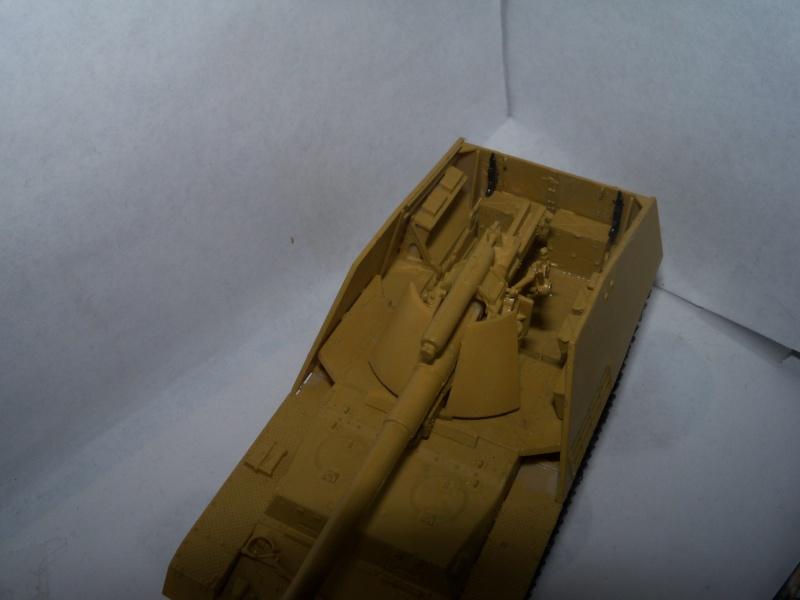[revell 1/72] Sd.Kfz. 165. Hummel  100_4719