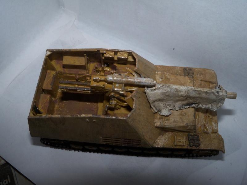 [revell 1/72] Sd.Kfz. 165. Hummel  100_4740