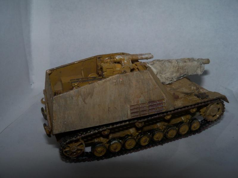 [revell 1/72] Sd.Kfz. 165. Hummel  100_4741