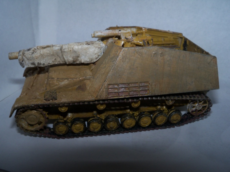 [revell 1/72] Sd.Kfz. 165. Hummel  100_4743