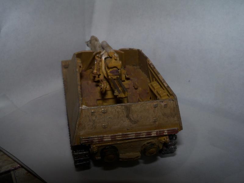 [revell 1/72] Sd.Kfz. 165. Hummel  100_4744