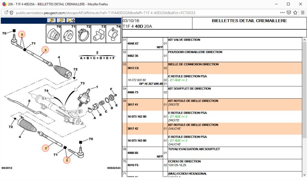 Help !!! Vidange boite de vitesse + Bruit train avant après changement triangles - Page 2 2018-130