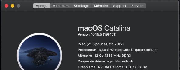 Mise a jour de supplémentaire macOS Catalian 10.15.5 (19F101) Captur13
