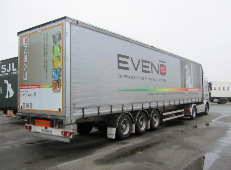 Fermetures Eveno (56) 82310