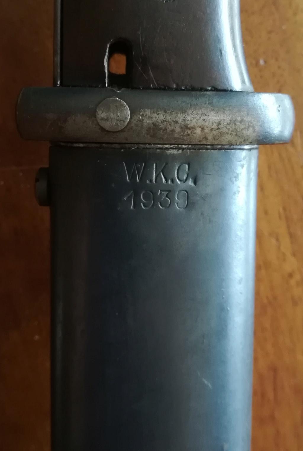 Petite baïonnette 98k 1939 Img_2409