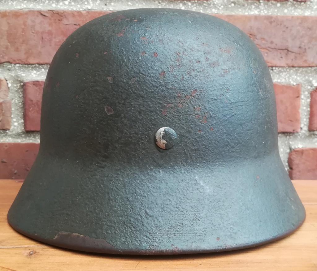 Casque mod 35 attribué à un régiment de char de combat  Img_2441