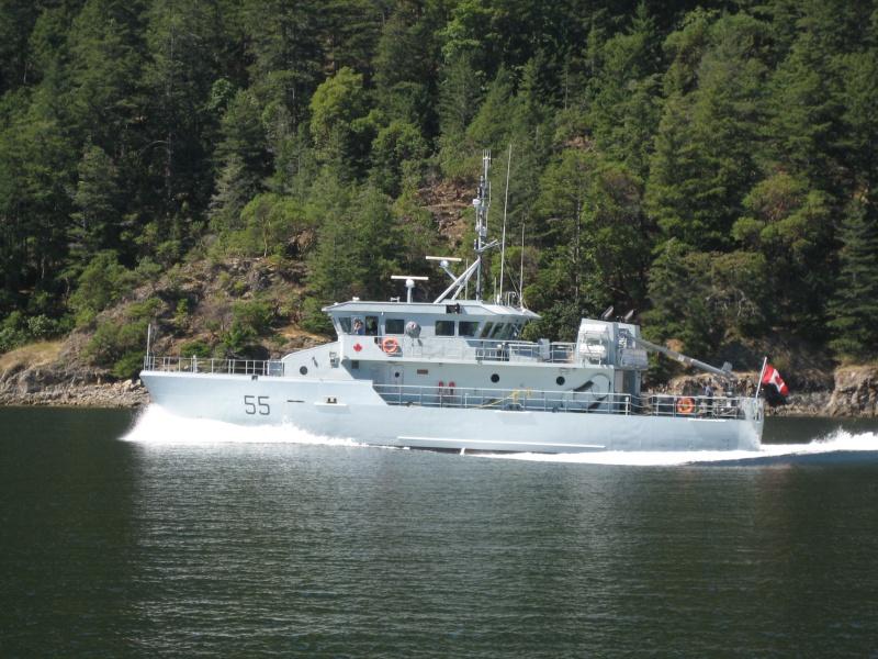 2 nouveaux patrouilleurs pour la marine belge !? - Page 12 Orca5511