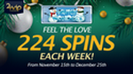 24VIP Casino and Superior Casino 224 Free Spins Until 25 December 24vip_10