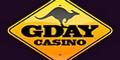 Gday Casino 10 Bonus Spins no deposit bonus