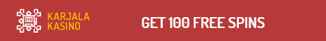 Karjala Kasino 100 Free Spins No Deposit Bonus $/€500 or 500 Free Spins Bonus Karjal11