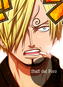 One Piece New Waves Staff10
