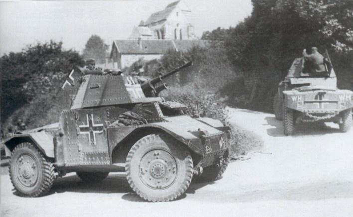 Quid de l'armement français (resté en France) durant l'occupation, stocké, utilisé, détruit? Panhar10