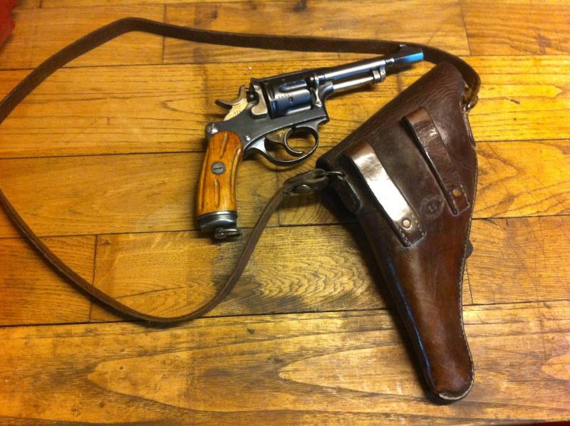 Revolver d'ordonnance 1882 Photo910
