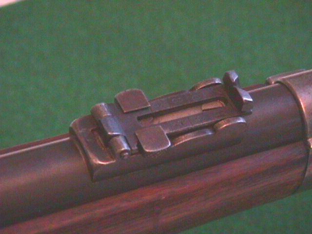 werder - pistolet de la cavalerie bavaroise : Werder Mle 1869 (et son rechargement) - Page 3 Sight10