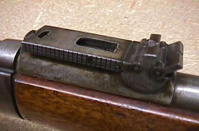 werder - pistolet de la cavalerie bavaroise : Werder Mle 1869 (et son rechargement) - Page 3 Sight_10