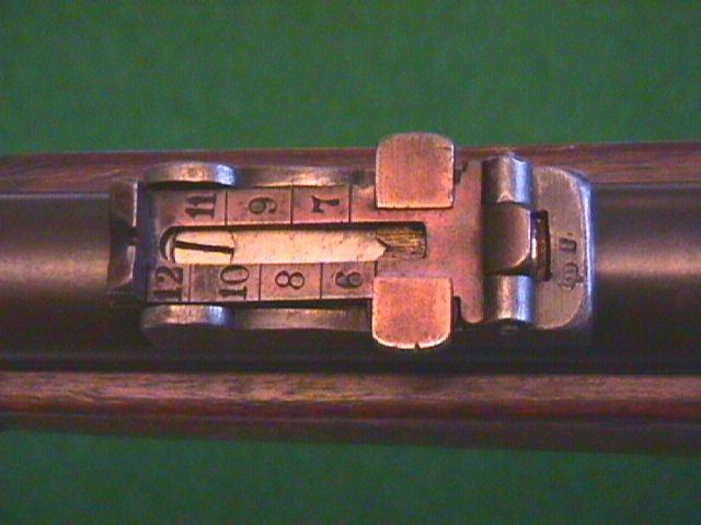 werder - pistolet de la cavalerie bavaroise : Werder Mle 1869 (et son rechargement) - Page 3 Sightb10