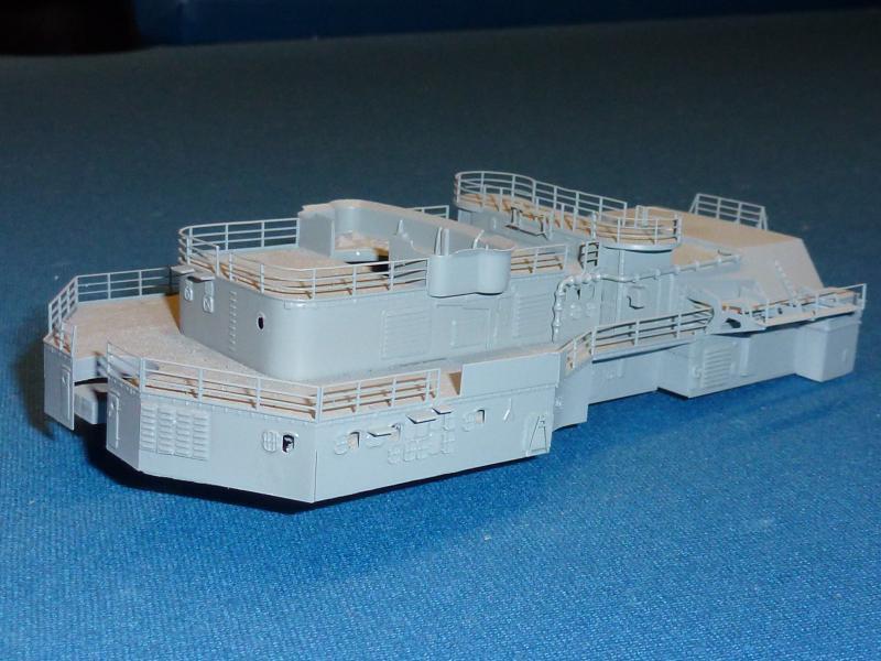 Bismarck von Hachette P1080210