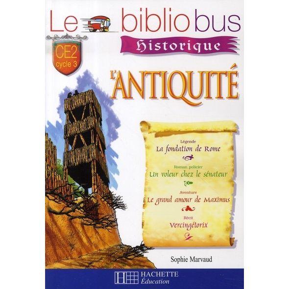 Des livres en lien avec l'histoire pour un enfant de huit ans? Le-bib10