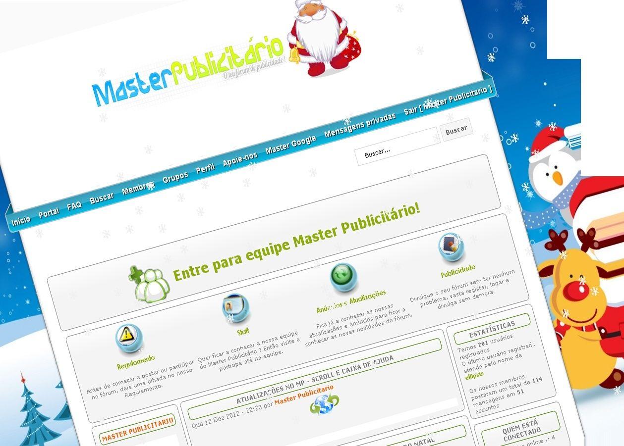 Master Publicitário - O teu fórum de Publicidade ! Portal10
