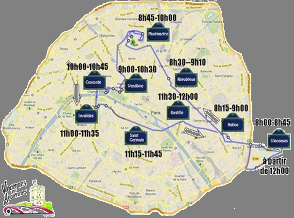 la traversée de Paris  Parcou10