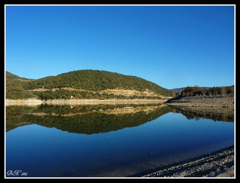 Tel un miroir dans l'eau  P1350711