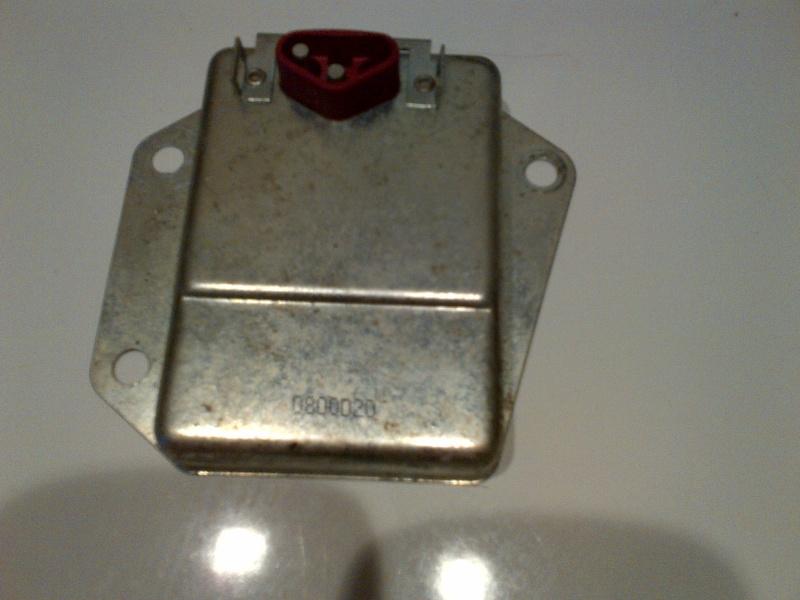 régulateur vitesse : quelles pièces démonter et photos ?  Regula11