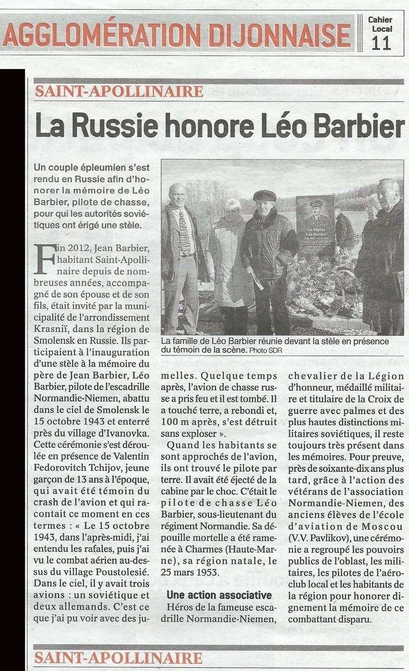 Inauguration de la Stèle Léo BARBIER. Smolensk Bp_leo10