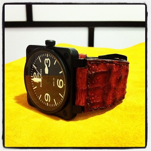 Feu de vos bracelets Bell&Ross - Tome IV 52602010