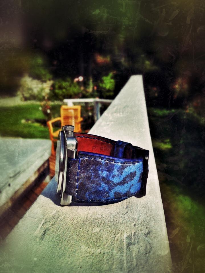 Feu de vos bracelets Bell&Ross - Tome IV Photo10