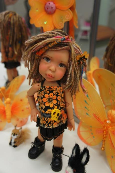 Little Miss Sunshine de Bo Bergemann et la prochaine pré order EMILY Dsc06111