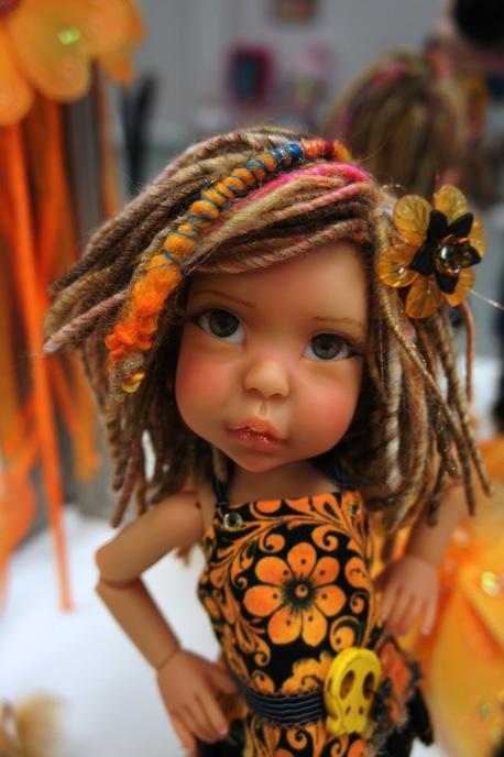 Little Miss Sunshine de Bo Bergemann et la prochaine pré order EMILY Dsc06210