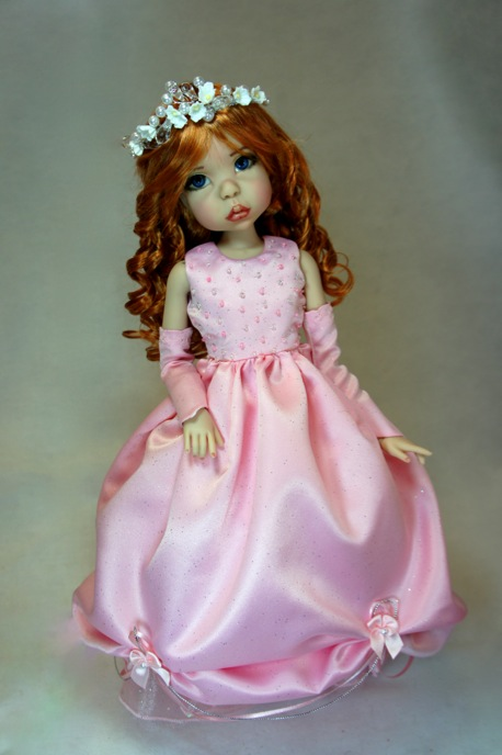 Little Miss Sunshine de Bo Bergemann et la prochaine pré order EMILY Dsc08310