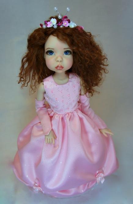 Little Miss Sunshine de Bo Bergemann et la prochaine pré order EMILY Dsc08311