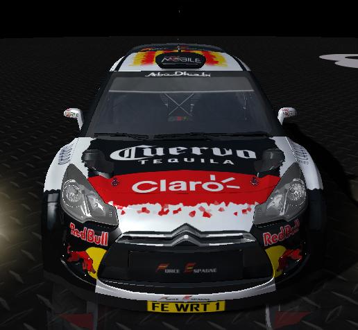 Force Espagne WRT 2013 Wrc110