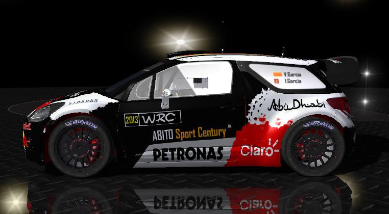 Force Espagne WRT 2013 Wrc210