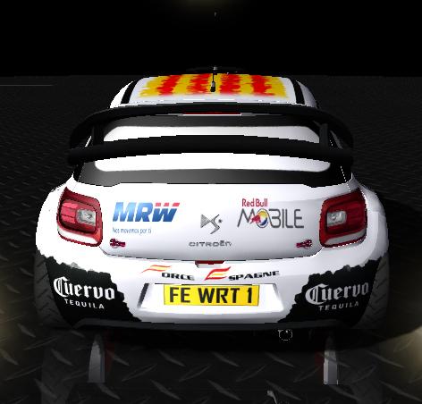 Force Espagne WRT 2013 Wrc310