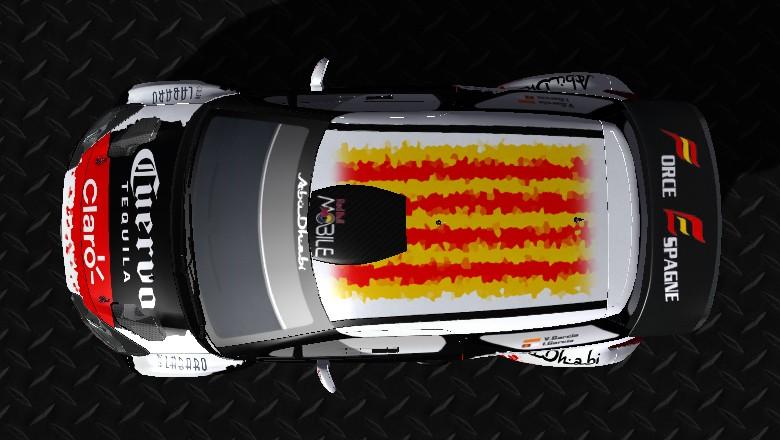 Force Espagne WRT 2013 Wrc410