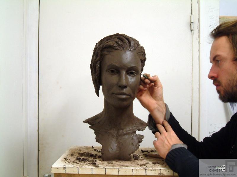 Les travaux de PJ CHABERT Sculpt12
