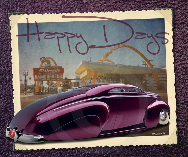 Ford & Mercury 1939 - 40 custom & mild custom 40merc11