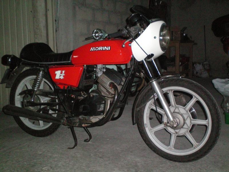 MotoMorini 1 1/4 !...mini caf' - Page 5 100_0112