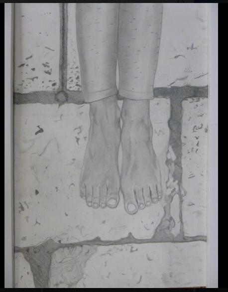 Marcher pieds nus ? Pour se relier à la terre ? Et se soigner ? Pieds10