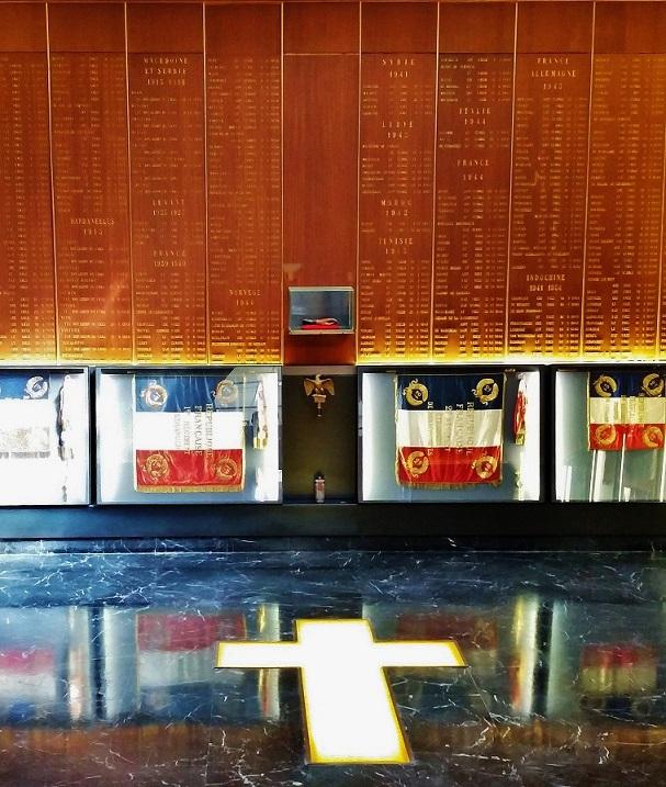 visite au Musée de la Légion à Aubagne 2016_011