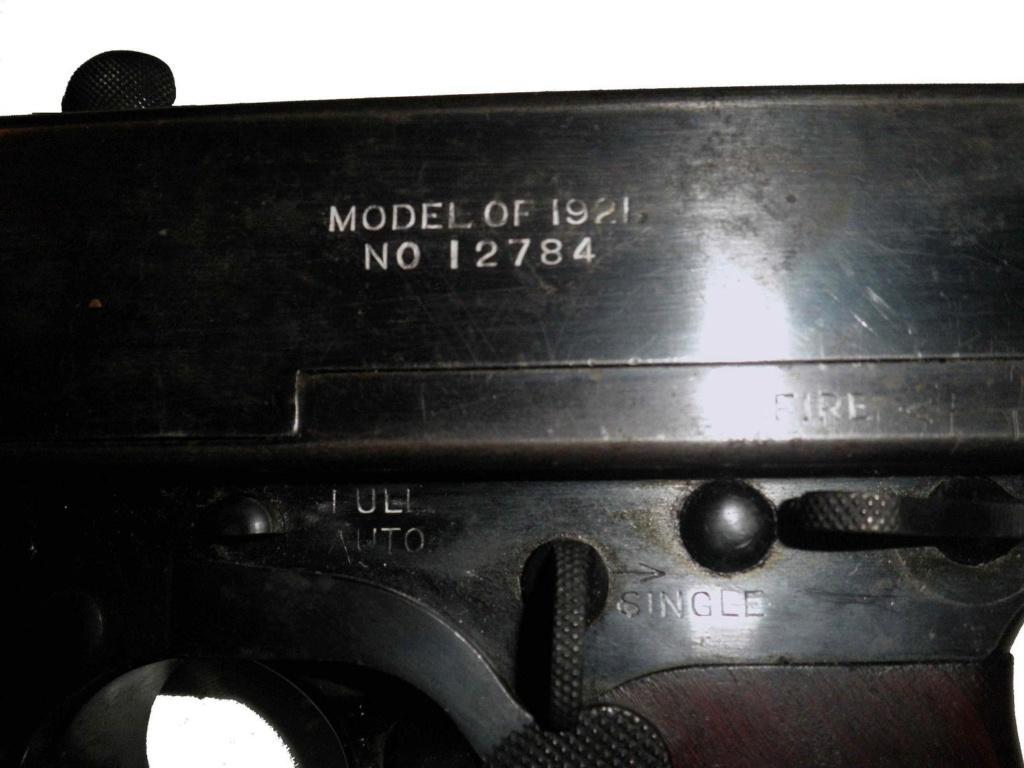 Datation Thompson model 1921 A10
