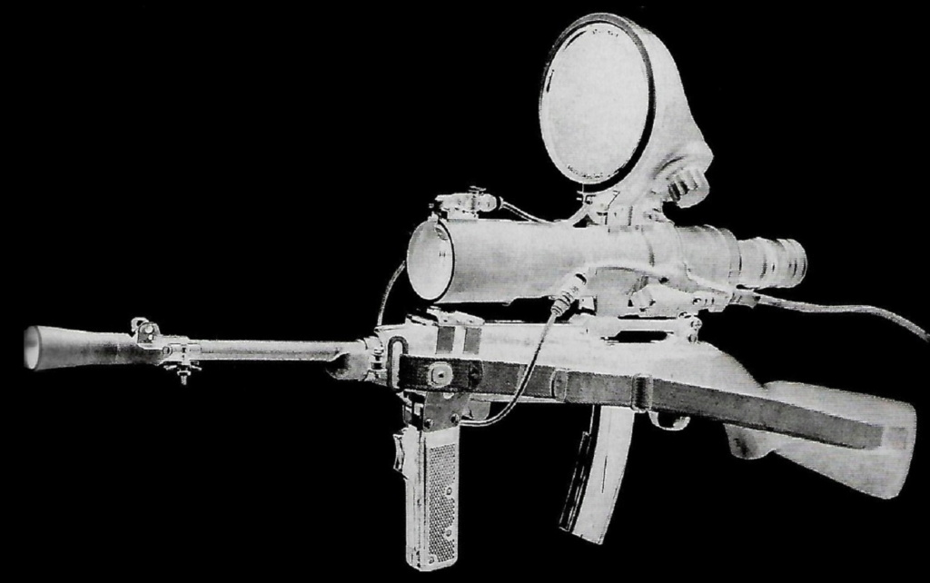 Tir de nuit armes françaises M_310