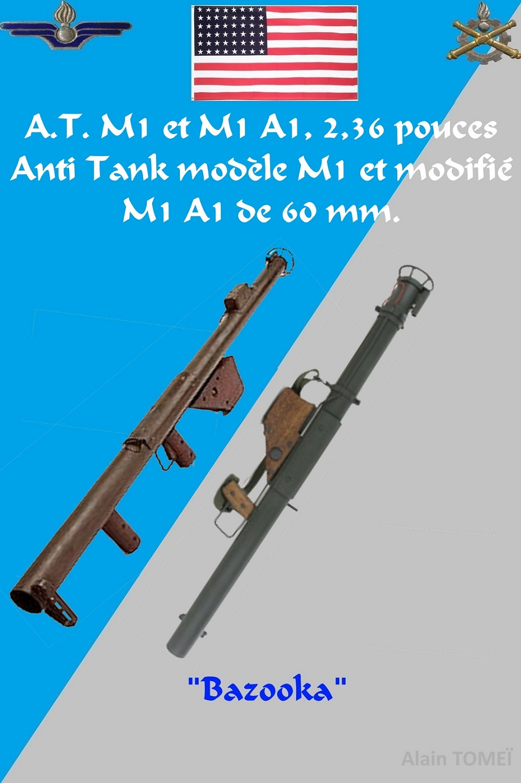 Le lance roquette * U.S. M1 A1 de 2,36 pouces (60mm). ( * Rocket Launcher * ) Page_d12