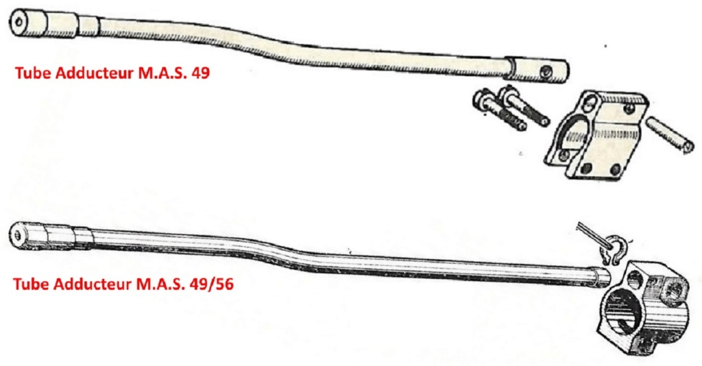 Tube adducteur  MAS 49 / MAS 49/56 T_a_4910