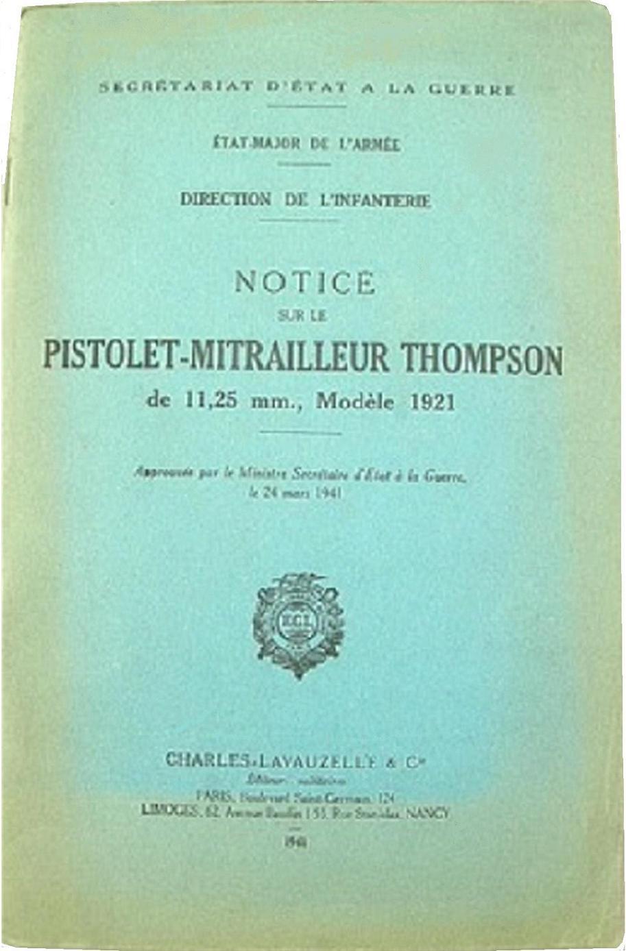 Thompson ww2 Thomps15