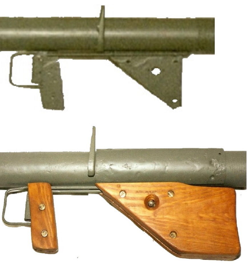 Le lance roquette * U.S. M1 A1 de 2,36 pouces (60mm). ( * Rocket Launcher * ) Zopaul10
