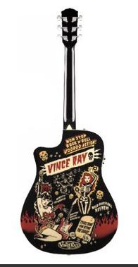 Vince Ray Voodoo Bucket  Fender10